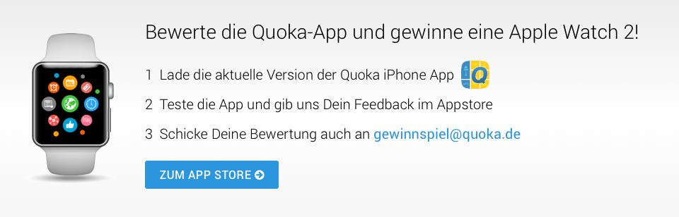 Quoka Kleinanzeigen App im App Store